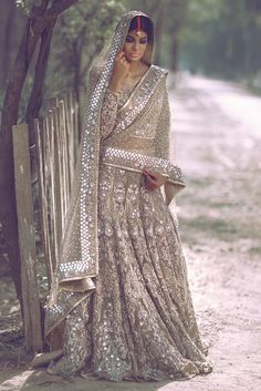 Erum Khan bridals, Summer 2016.