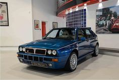 LANCIA DELTA INTEGRALE Evo 2 for sale | Classic Cars For Sale, UK