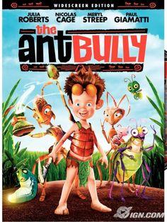 The Antbully / Bitirim Karınca, karıncaları ezen çocuk, onların boyutuna inerse...