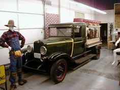 1929 Chevy truck... This is what I originally wanted, but I like my 33.. maybe I'll get a 29 later. :)