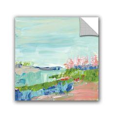 Pamela J. Wingard Abstract Glimpse Wall Decal