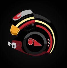 Poe Dameron's Helmet by thelivingethan