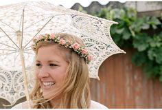 DIY Hochzeit Vintage