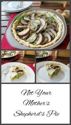 Not Your Mother's Shepherd's Pie #reciperedux #reciperemake #ontheblog