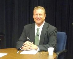 Interview wih Channel 5, Lincoln, NE. Andy Stebbing
