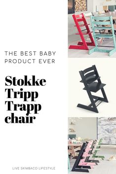 While the Stokke Tri