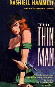 """""""The Thin Man"""" by Dashiell Hammett"""