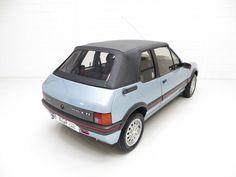 1990 Peugeot 205 CTI 1.6 | I4, 1,580 cm³ | 115 bhp