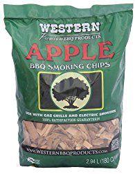 WESTERN 28065 Apple BBQ Smoking Chips