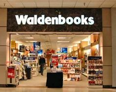 Waldenbooks (I worked here)