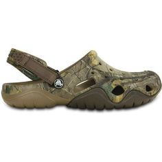 ade945875f1a Crocs™ Men s Swiftwater Realtree Xtra® Clogs (