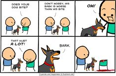 Worse than his bark - Imgur