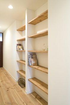 賃貸物件や建売住宅で気になるのが収納スペースではないでしょうか。もう少し収納があれば・・・などと思ったことあると思います。リノベーションや新築の際はそんな収納…