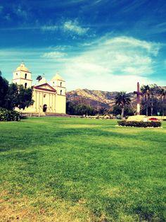 Mission Santa Barbra