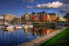 Victoria BC Canada - Great Place to Visit