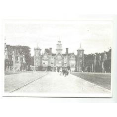 Postcard - Blickling Hall, Aylsham (F55-7) Listing in the Norfolk,England,Topographical,Postcards,Collectables Category on eBid United Kingdom | 148553431