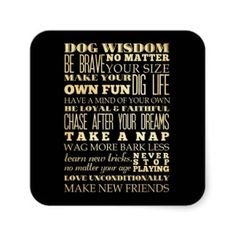 Inspirational Art - Stay Positive. Square Stickers