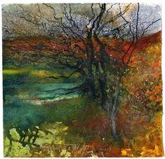 Modern Landscape Painting Kurt Jackson Ideas For 2019 Kurt Jackson, Abstract Landscape, Landscape Paintings, Abstract Art, Abstract Trees, Tree Paintings, Seascape Art, Abstract Nature, Watercolor Landscape