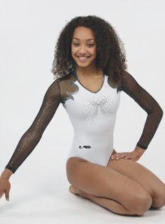 Moreau Usa 2013-2014 | White with mesh sleeves