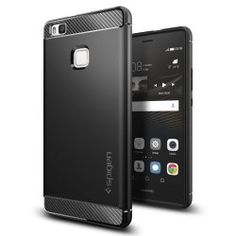 Shop Spigen Rugged Armor Case for Huawei lite Black at Best Buy. Find low everyday prices and buy online for delivery or in-store pick-up. Coque Huawei P9 Lite, Smartphone, Finger Print Scanner, Dual Sim, Cover, Cool Things To Buy, Display, Design, Ebay Mobile