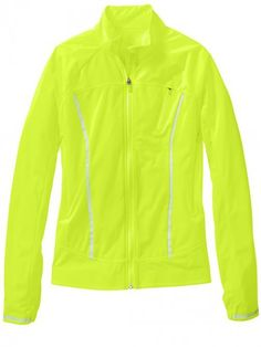 Athleta Women's Queen Of the Mountain Jacket 1x Plus Highlighter Yellow | Coat, Jacket and Clothing