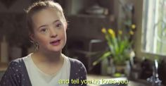 People with Down syndrome show a mom-to-be her child's future in this video by CoorDown. #DownSyndrome