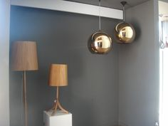 luminárias Tom Dixon, Bertollucci. designer e sofisticação em forma de luz.