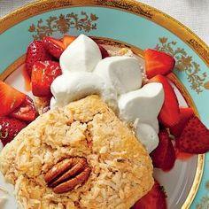 Sweet Mascarpone Cream | MyRecipes.com