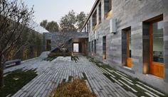 Gallery of Courtyard near West Sea / META - Project - 2