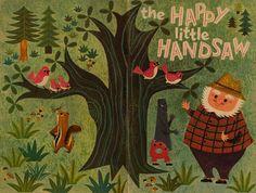 "Milli Eaton ""The Happy Little Handsaw"""