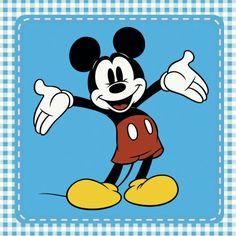 66 Ideas for birthday cake cartoon clip art mice Mickey Mouse Kunst, Mickey Mouse Cartoon, Mickey Minnie Mouse, Mickey Party, Classic Cartoon Characters, Classic Cartoons, Disney Characters, Disney Kunst, Disney Art