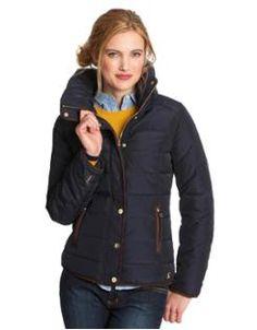 HOLTHORPE Womens Padded Jacket