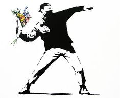 The secretive street artist Banksy is taking open submissions for his upcoming graffiti season! Submit your Banksy ideas here! Banksy Graffiti, Street Art Banksy, Graffiti Kunst, Banksy Canvas, Bansky, Banksy Artist, Banksy Prints, Graffiti Quotes, Urban Graffiti