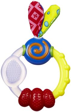 Nuby Simply Cherry Soother Dummy 0-18 Months 1 Color Sent Randomly Ideal Gift
