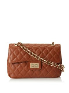 Zenith Women's Large Quilt Shoulder Bag
