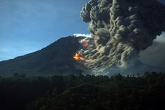 Uitbarsting vulkaan Sumatra | Buitenland | Telegraaf.nl