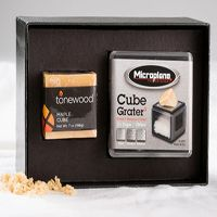 #HolidayGiftGuide: Tonewood Cube and Grater #reviewwireguide #kitchenware