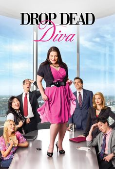 Drop Dead Diva LOVE THIS SHOW!!! Good memories............. the NAILS!