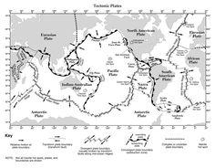 Learning about maps latitude and longitude free maps geography tehtonisko pltu karte ring of fire gumiabroncs Images