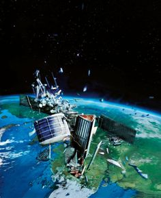 17 AUG 2015 Space junk: Catastrophe on the horizon More and more debris is cluttering space, threatening our satellites and rockets. Can we clean up Earth's orbit before it's too late? Daniel Clery reports.   Cosmos