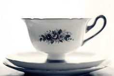 lovely.. I may have to start collecting them again! :D  #antique #teacup.