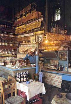 Traditional Coffee house - something like Elias's?