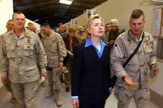 The U.S. obsesses over Clinton's emails. But why not the Iraq War?