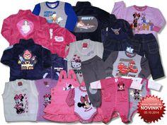 Nový tovar v ponuke od 05.10.2014 - Detské oblečenie Disney, Hello Kitty, Monster High, Losan.. - Internetový obchod - benatti.sk