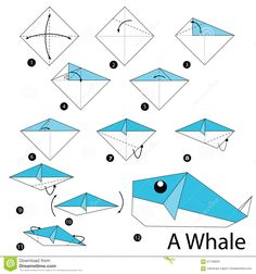 Image Result For Easy Sea Origami Kids
