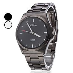 Men's Watch Dress Watch Elegant Simple Design. Get unbeatable discount up to 60% Off at Light in the Boxs with Coupon and Promo Codes.