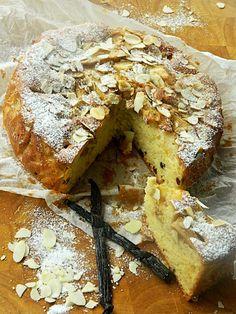 Italian Apple and Cinammon cake | Silvia Colloca