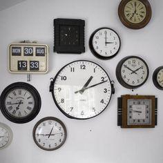 #clocks , j'aime mais le tic tac tic tac doit être tellement aggressant à la longue..