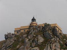 Faro de Cabo Prior (Covas, Ferrol).