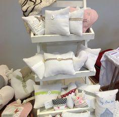 Vintage linen lavender bags